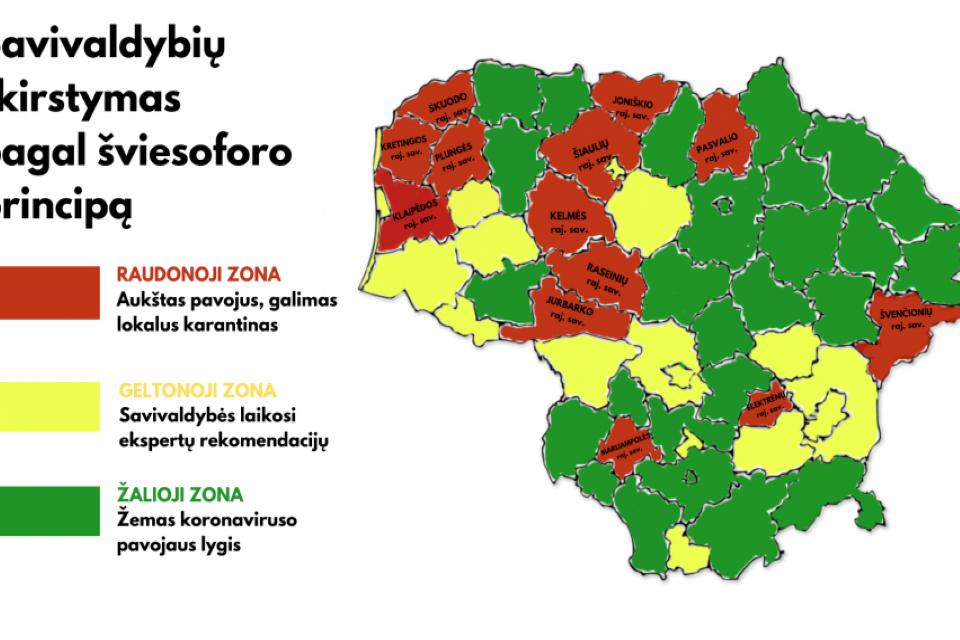 Koronaviruso tyrimai intensyviau bus vykdomi ir Klaipėdos apskrityje