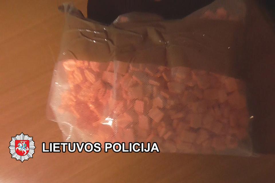 Baigė tyrimą dėl narkotikų platinimo Klaipėdoje ir Palangoje