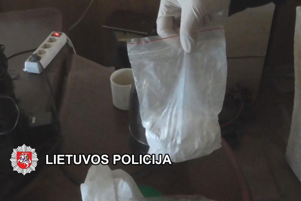 Sulaikyti kokaino platintojai