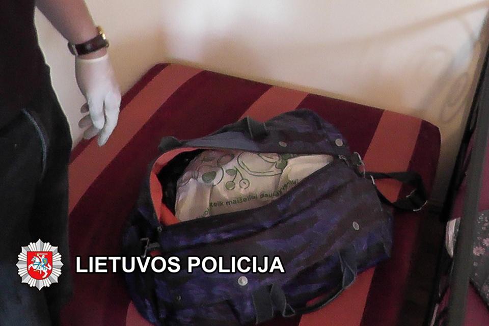 Klaipėdoje sulaikytas dar vienas asmuo, įtariamas platinęs narkotikus
