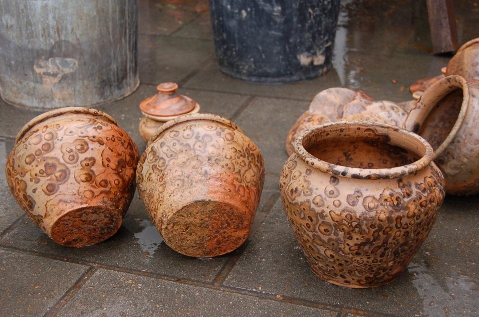 Etnokultūros centre – gotikos keramikos rekonstrukcijos