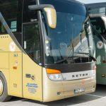 Kelionei į Vilnių ar Kauną liko tik Klaipėdos autobusai