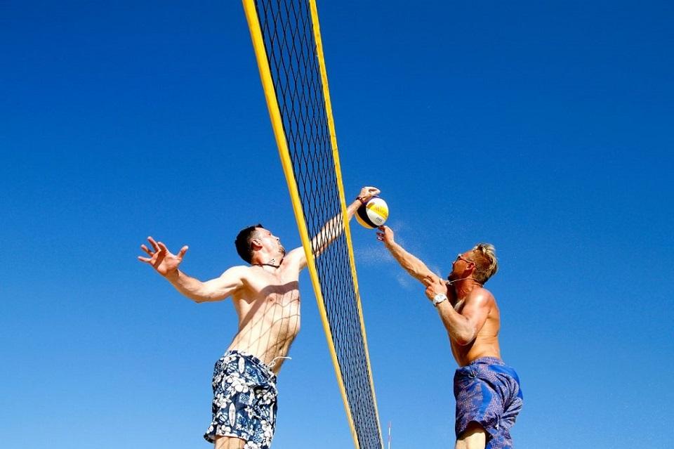Nidoje – paplūdimio tinklinio varžybos
