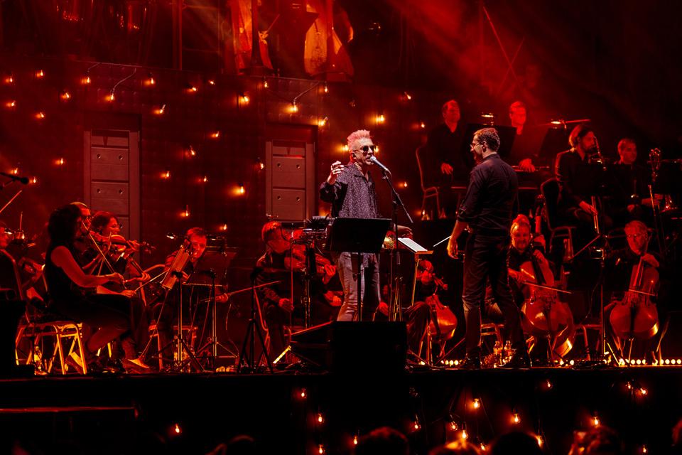 Arenoje – A. Mamontovo ir orkestro koncertas