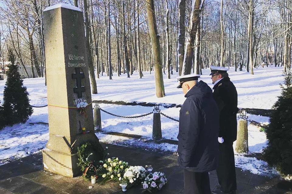Paminėjo Klaipėdos krašto prijungimo dieną