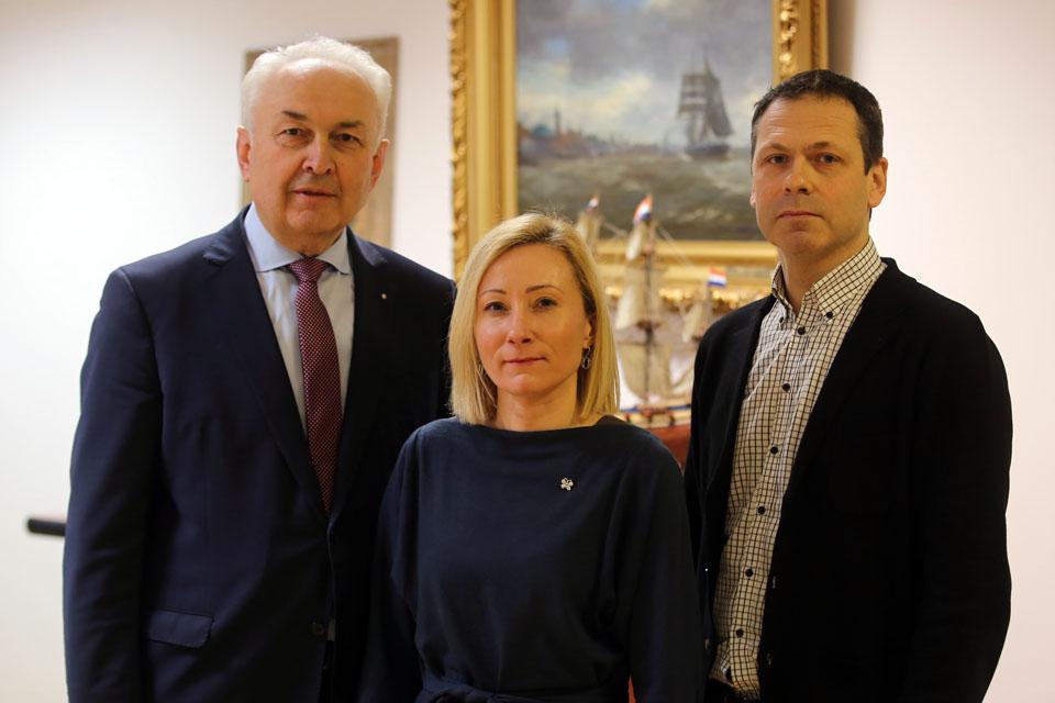 Paskirti nauji Klaipėdos universiteto prorektoriai