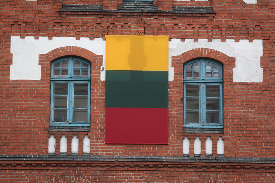 Klaipėdos universitetas Vasario 16-ąją nušvis trispalvės šviesomis