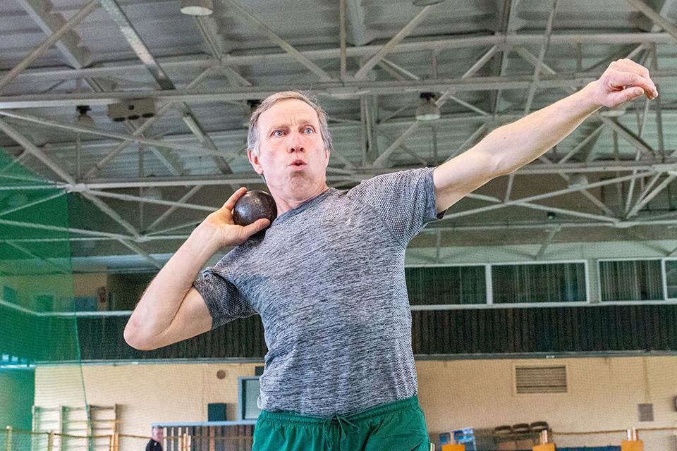 Klaipėdietis tapo čempionu pasiekęs naują Lietuvos rekordą