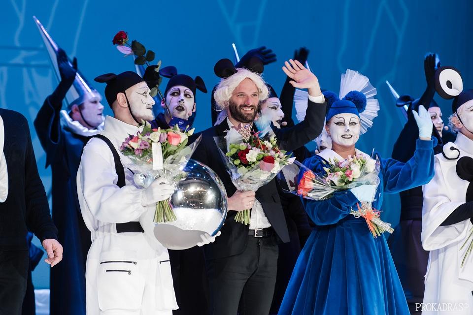 Ambicingos Klaipėdos muzikinio teatro 2019-ųjų premjeros
