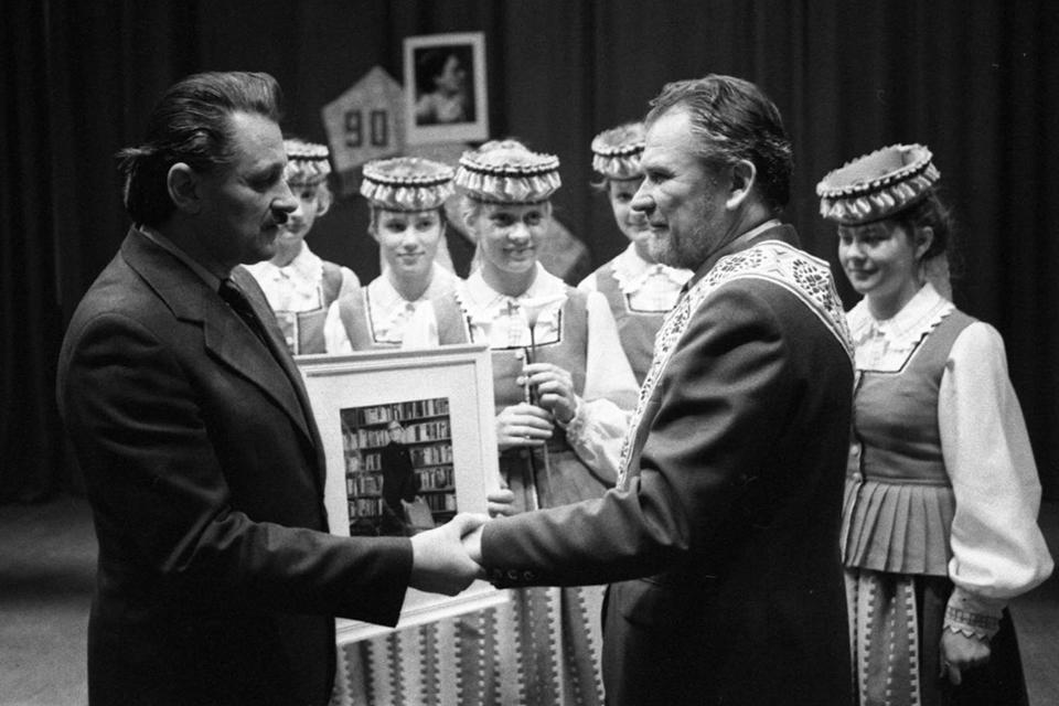 Ievos Simonaitytės literatūrinė premija. Skaičiai ir faktai