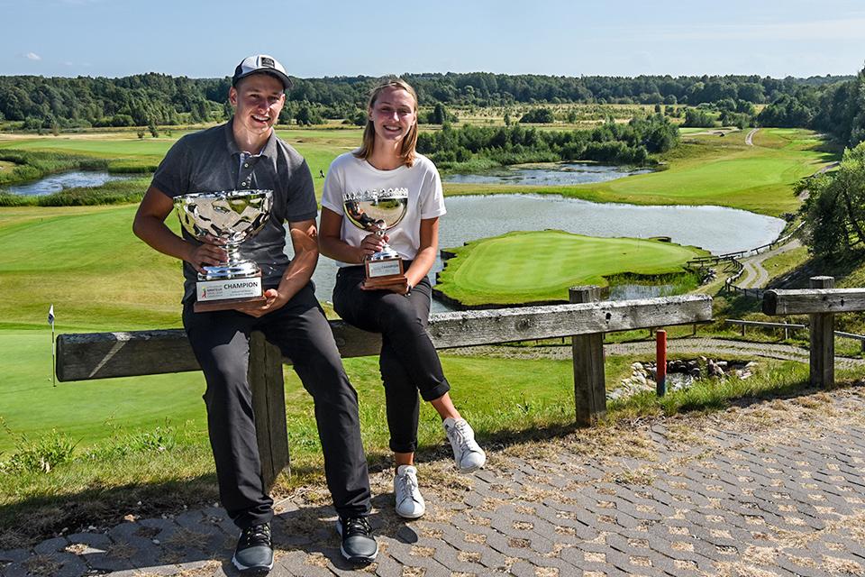 """""""National Golf Resort"""" įvyko Atvirasis Lietuvos 2019-ųjų golfo čempionatas"""