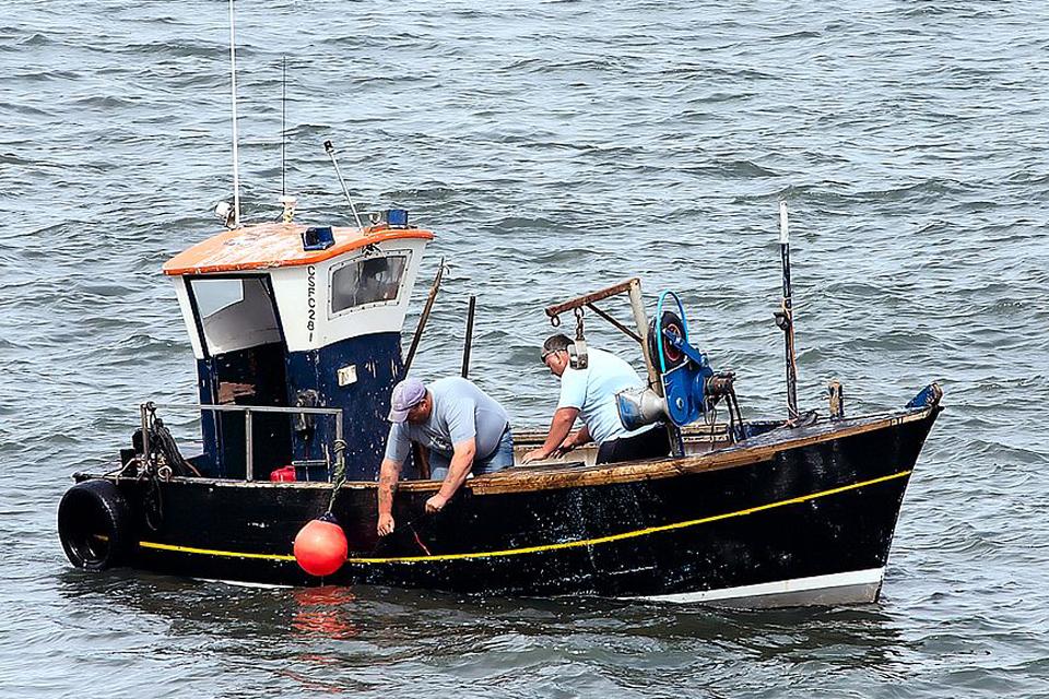 Ar įmanoma taika tarp žvejų?
