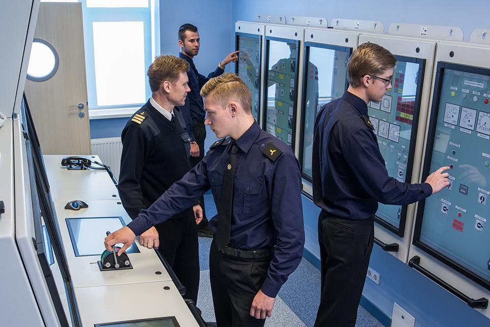 Lietuvos aukštojoje jūreivystės mokykloje – vis daugiau moderniųjų technologijų