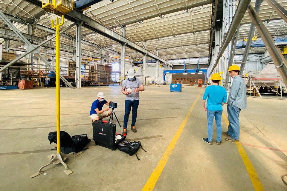 Klaipėdoje pradėtas kurti laivų statyklos virtualusis dvynys