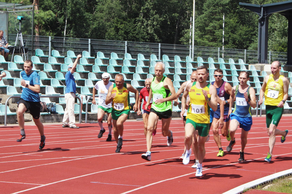 Rekordiniai Klaipėdos veteranų pasiekimai – geriausi pasaulyje