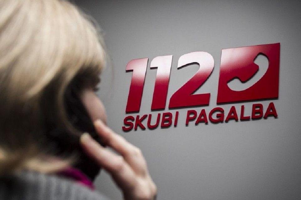 BPC:  numeriu 112 pagalba turi būti kviečiama iš įvykio vietos