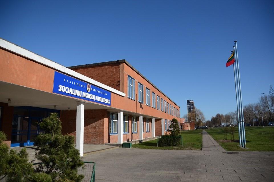 Universitetas pardavė buvusius Socialinių mokslų fakulteto pastatus