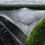 Naujas sporto kompleksas: pradėjo koncesininko paieškas