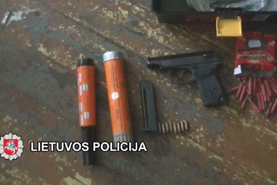 Klaipėdos pareigūnai sulaikė sprogimą Plungėje sukėlusį įtariamąjį