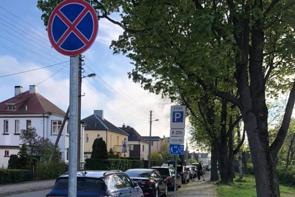 Naujai apmokestintoje teritorijoje – kelio ženklų rebusas