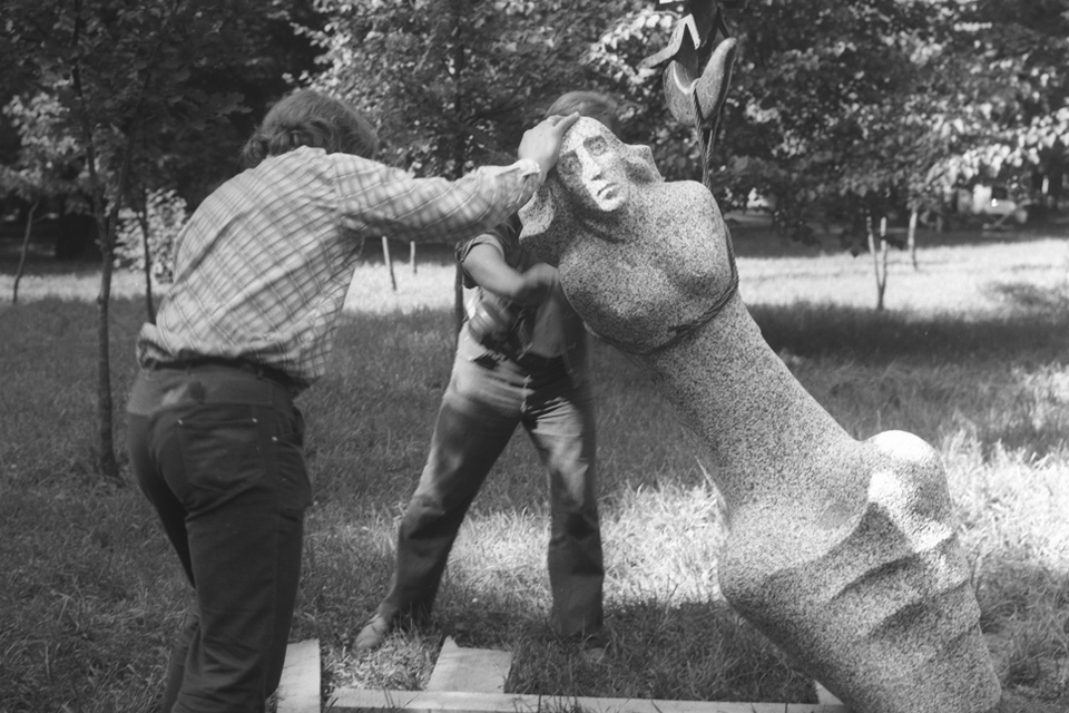 Skulptūrų parko 40-mečiui – paroda