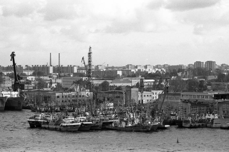 Žvejybos uostas: nulėmęs miesto raidą