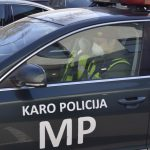 Gatvėse - Karo policija