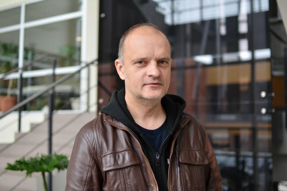 """Liutauras Kraniauskas: """"Klaipėdiečiai nepaiso autoritetų"""""""