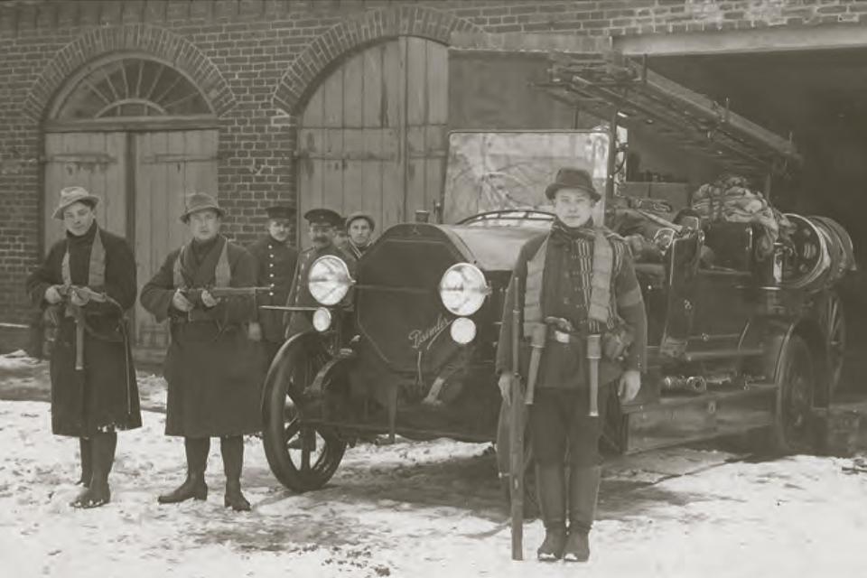 Žvilgsnis į Klaipėdos sukilimo operacijos užkulisius IV