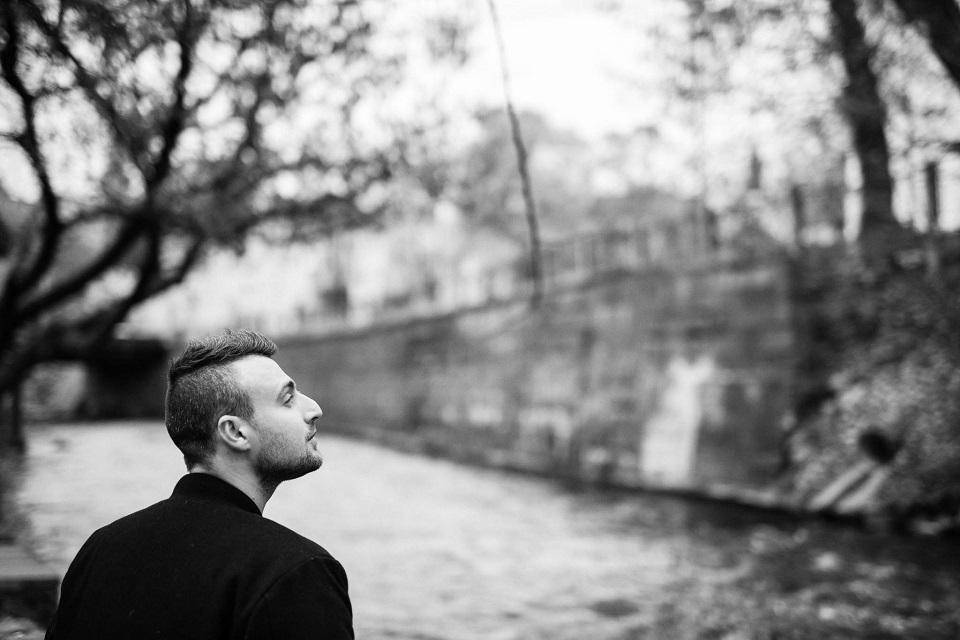 Kazimieras Likša atskleidžia albumo su styginių kvartetu skambesį
