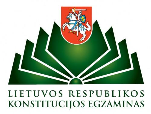 Prasideda Konstitucijos egzaminas