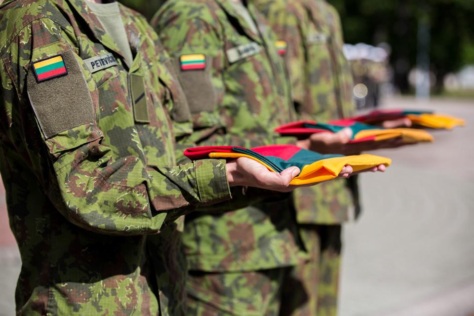 Iš Klaipėdos – į karines misijas