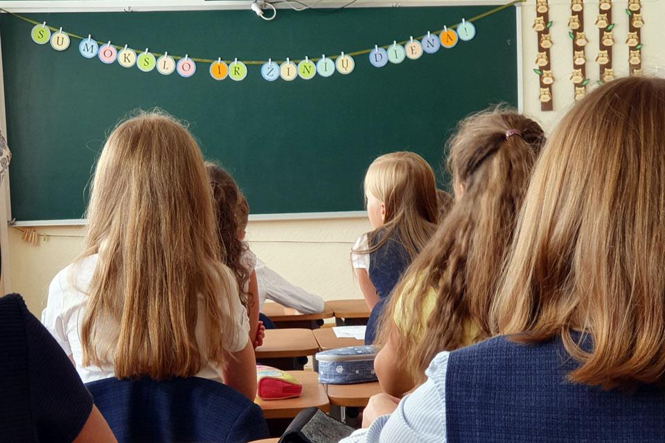 Klaipėdos rajono abiturientų laikyta įskaita – kaip pavyzdys kitoms mokykloms