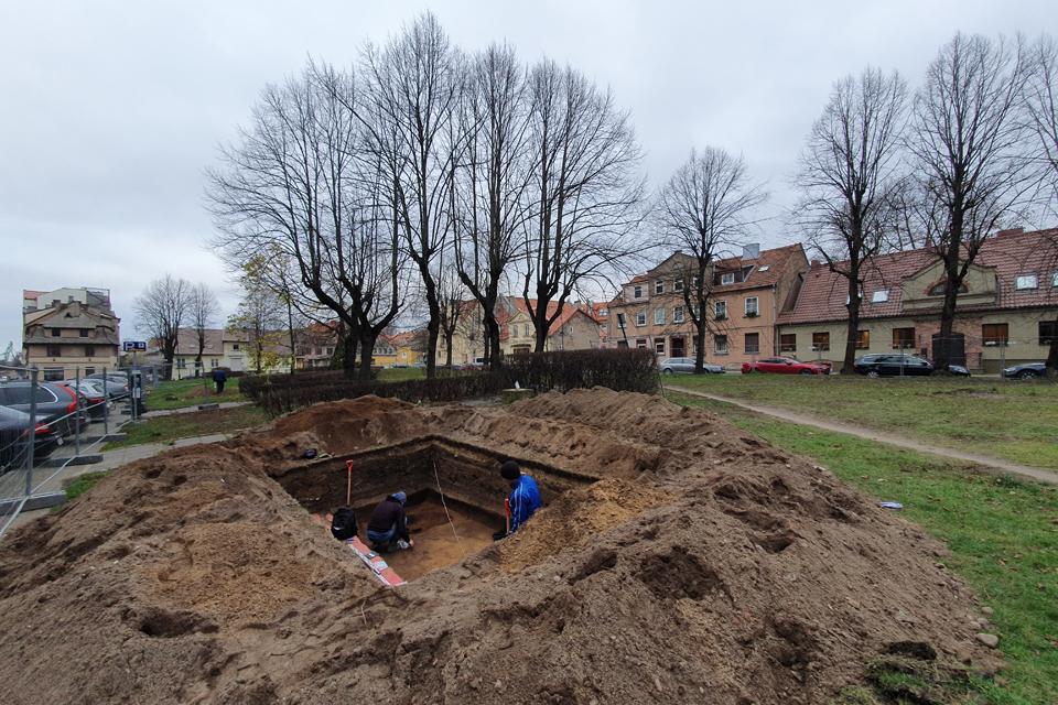 Sensacingi radiniai: Klaipėdos teritorijoje gyventa prieš puspenkto tūkstančio metų