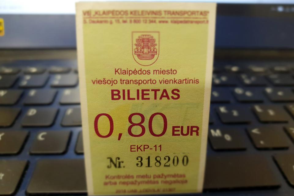 Antradienis – paskutinė diena grąžinti senus bilietus