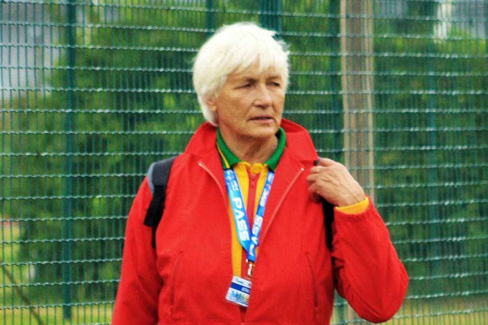 Pirmajai Klaipėdos olimpietei sukaks 75-eri