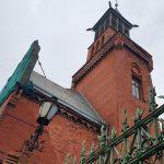 Klaipėdos centrinio pašto ateitis – F. W. Argelanderio centras
