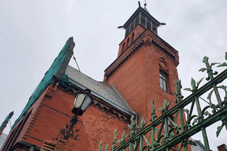 Pašto likimas: nuo muziejaus iki naujos vyskupijos centro
