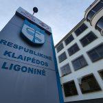 Respublikinėje Klaipėdos ligoninėje atnaujinamos ambulatorinės konsultacijos