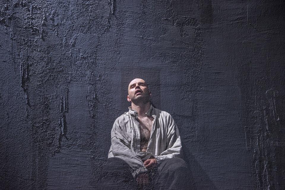 Aktorius Liudas Vyšniauskas: būtina  pamatyti, kad netektų raudonuoti…