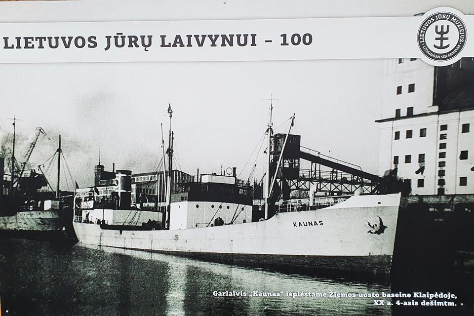 Kodėl Lietuvos laivynas buvo toks mažas?