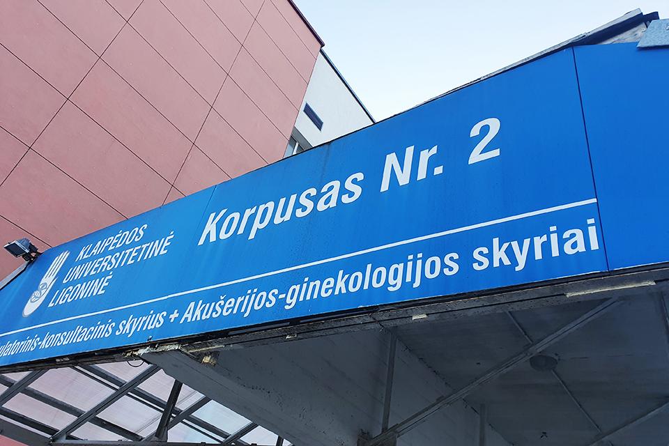 Trims Klaipėdos universitetinės ligoninės ginekologėms – teisiamųjų suolas