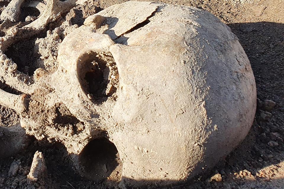 Palangoje rasti žmogaus kaulai, Klaipėdoje – negyvas vyras
