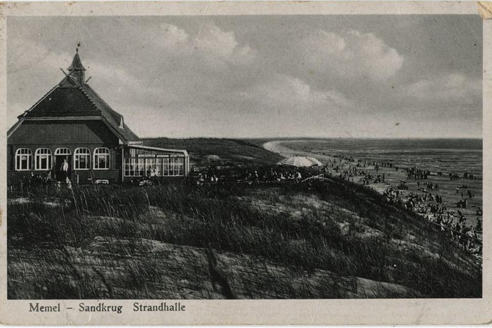 """""""Strandhalle"""" atstatymas: jau yra projektiniai pasiūlymai"""