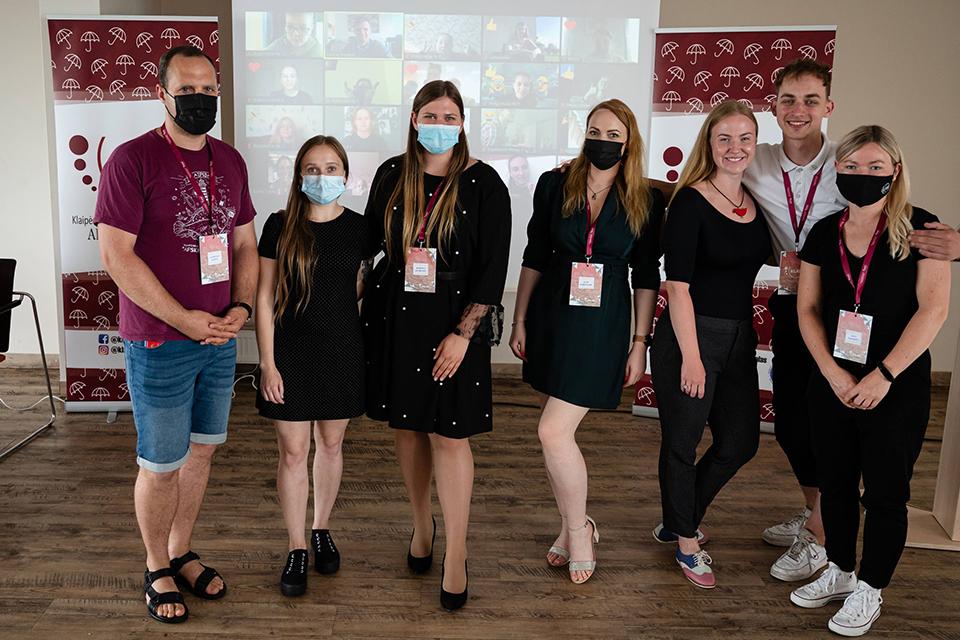 Klaipėdos jaunimo organizacijos išsirinko naujus lyderius