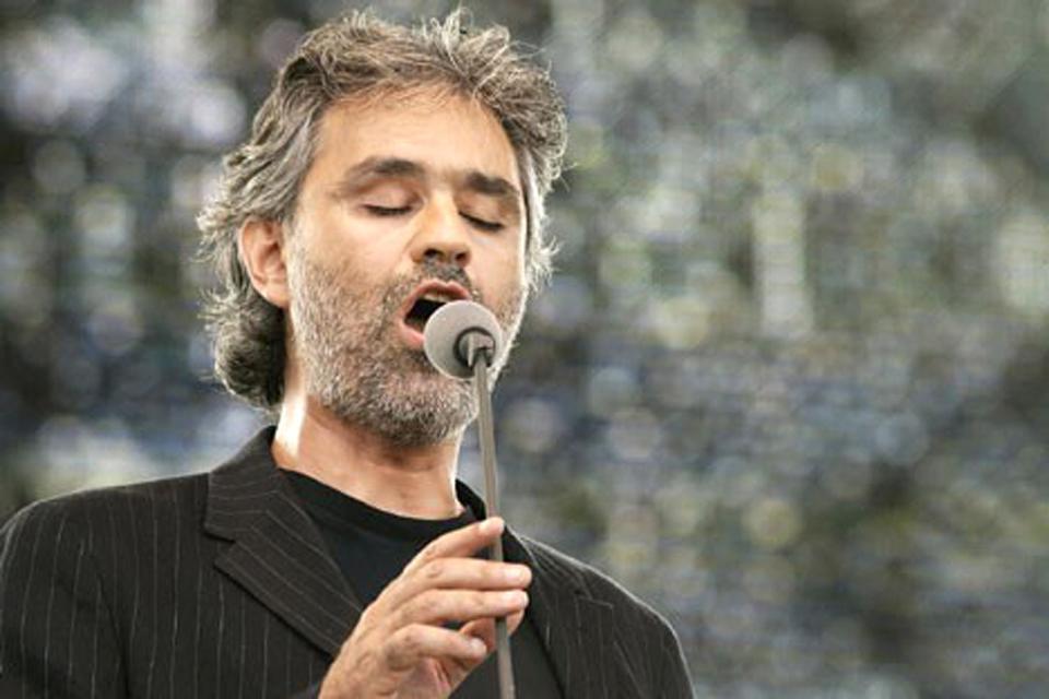 Pričiupo Andrea Bocelli koncerto bilietus klastojusį klaipėdietį