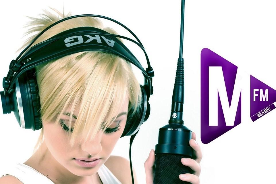"""Neringoje – radijo stotis """"M FM"""""""