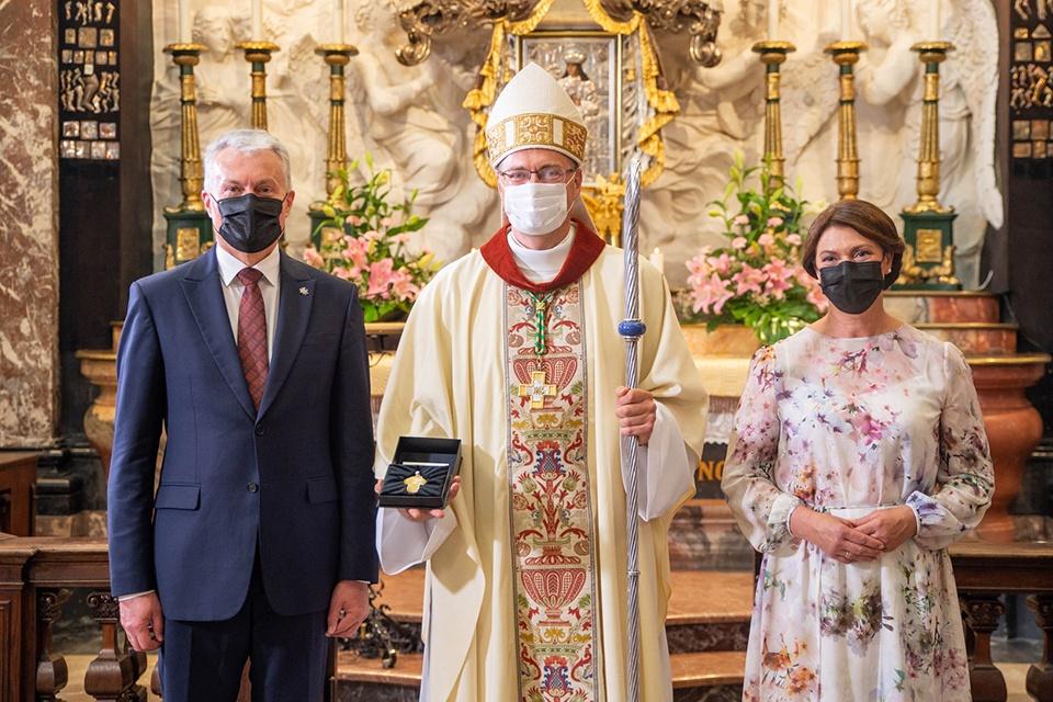 Klaipėdietis tapo vyskupu