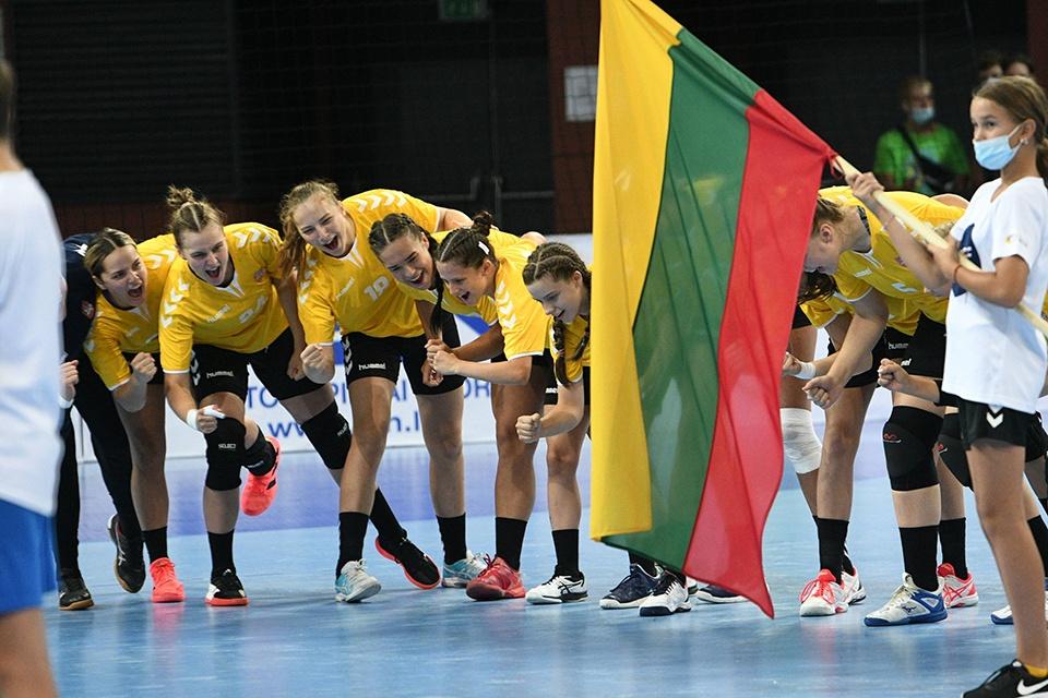 Lietuvos rinktinė kovas dėl 5-8 vietos pradės su turkėmis