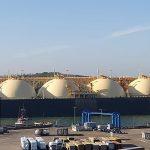 На терминал СПГ пришел новый груз газа из Тринидада и Тобаго
